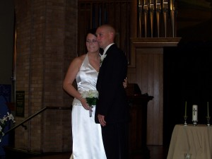 Clay and Maggie Wedding